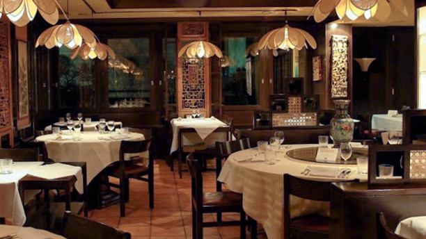 Kwong Ming Restaurant Salle
