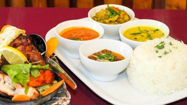 Taste of Everest Sugestão do chef
