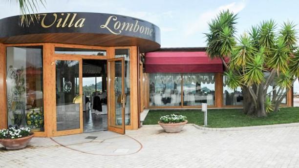 Villa Lombone Ingresso