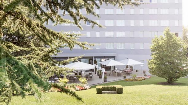 Swiss Bistro Terrasse