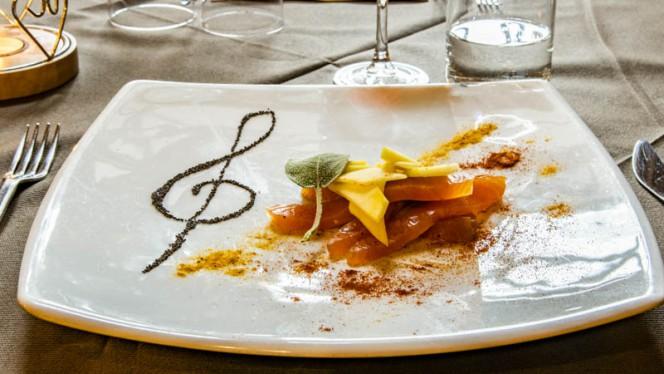 Suggerimento dello chef - Quaranta 100 - Villa Meraville, Bologna