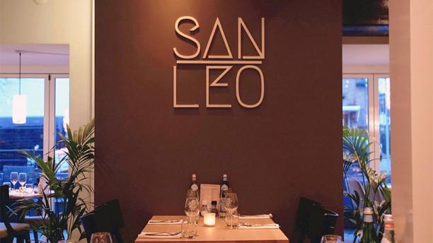 San Leo Het restaurant