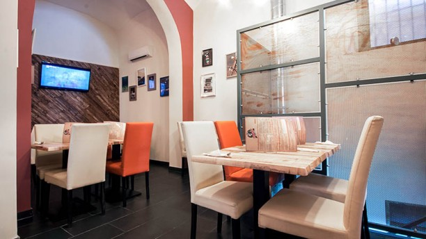 Topside Restaurant sala