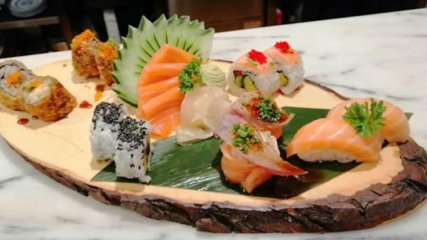 Battousai Sushi Sugestão do chef