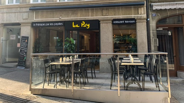 Le Psy In Fribourg Restaurant Reviews Menu And Prices
