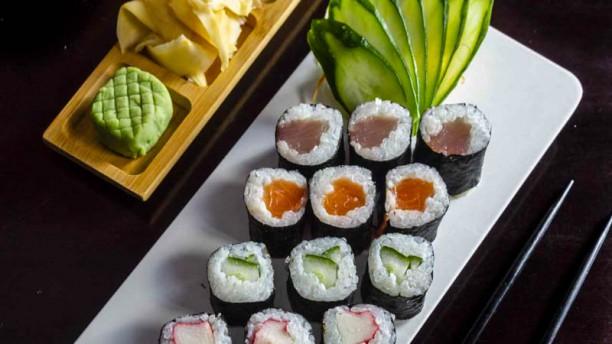 Konkai Sushi (Sao Bernardo) Prato