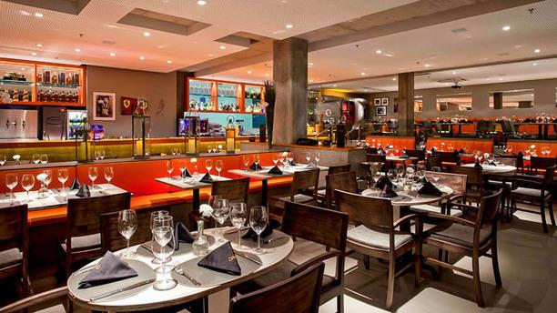 Das Restaurante Salle du restaurant