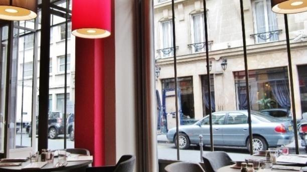 Crêperie Framboise Champs-Elysées Aperçu de l´intérieur