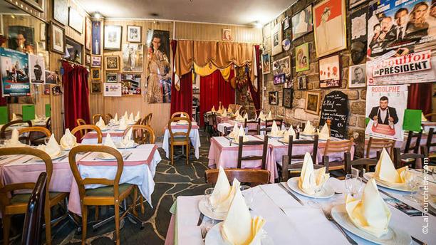 Trattoria l'Oca Nera Salle du restaurant