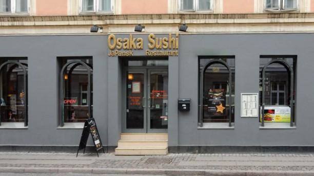 Osaka Sushi Ingång