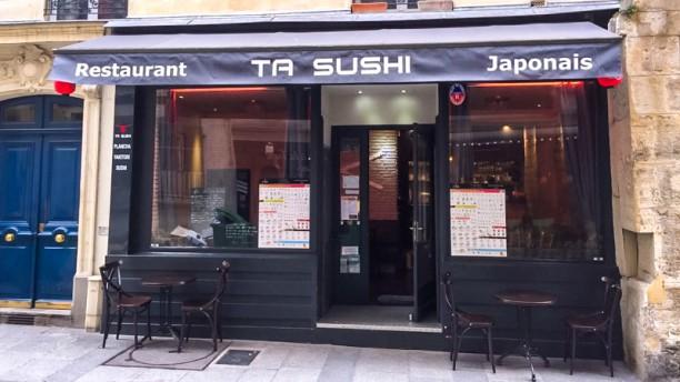 Restaurant ta sushi paris 75002 ch telet les halles - Restaurant japonais paris cuisine devant vous ...
