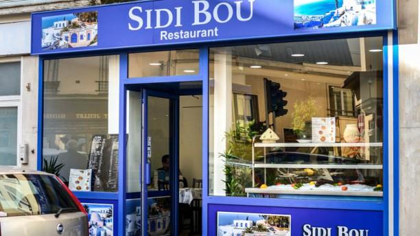 Sidi Bou entrée