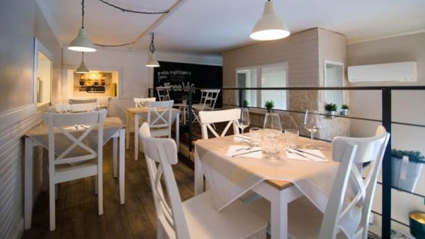 Puglia Bakery & Bistrot Vista sala soppalco