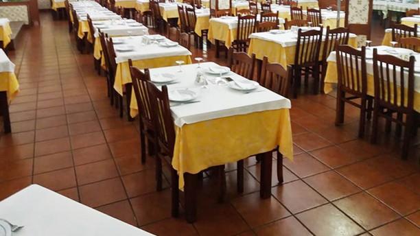 Ranchão sala do restaurante