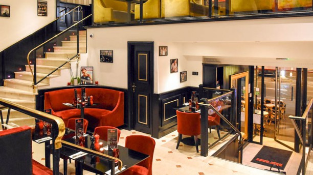 Les Sopranos Intérieur Salle Restaurant