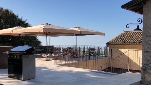 Ca' Del Moro Wine Retreat Terrazza