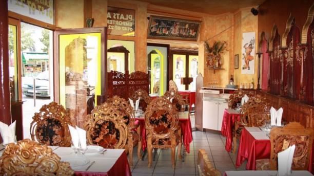 Royal Bombay Salle du restaurant