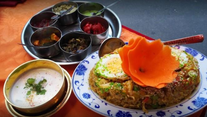 Royal Bombay - Restaurant - Paris