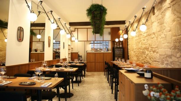 Hébé Salle du restaurant