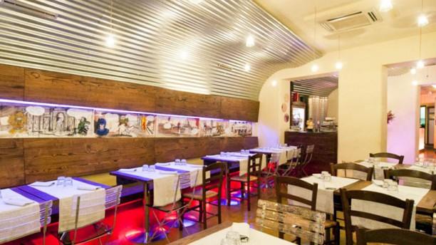 Pucci 1947 Osteria Tasting Bar Vista sala