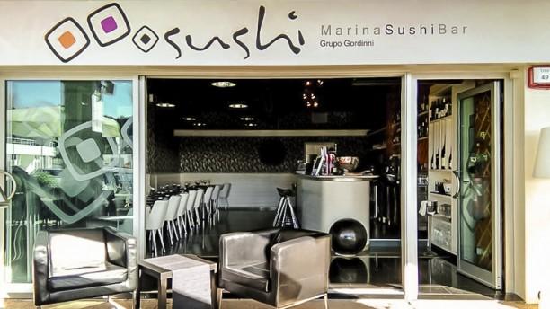 Marina Sushi Bar Entrada