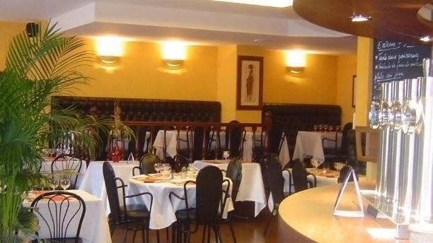 L'Adresse Salle du restaurant