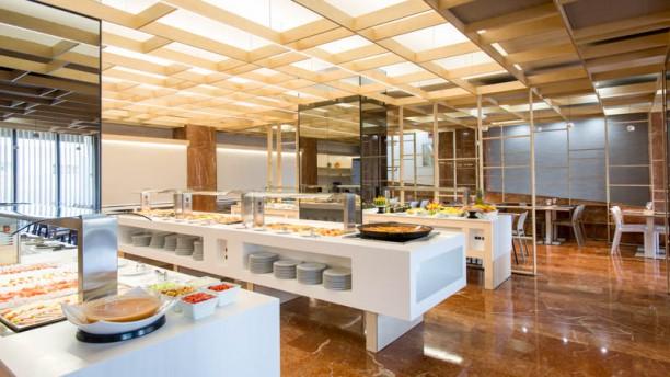 Restaurante nereidas buffet de cocina mediterr nea en for Cocina moderna tipo buffet