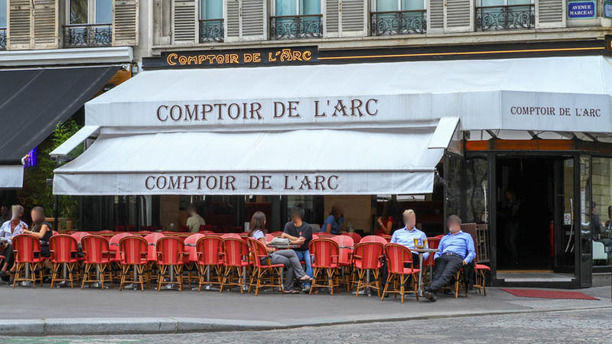 Comptoir de l 39 arc in paris restaurant reviews menu and - Le comptoir de l arc paris ...