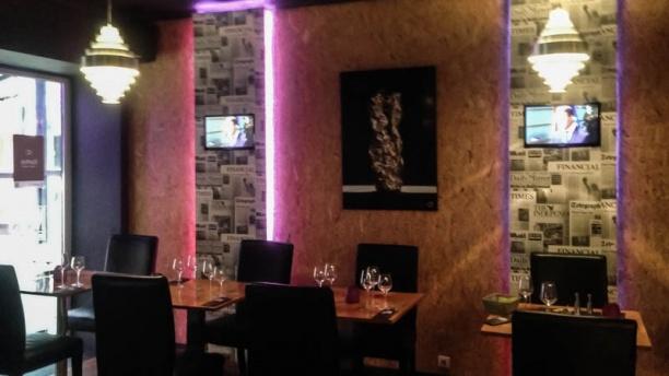 NewS Bar & Restaurant vue de la salle