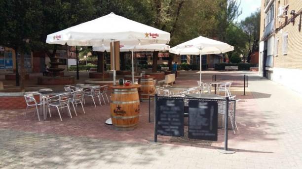 Cervecería 2020 Vista terraza