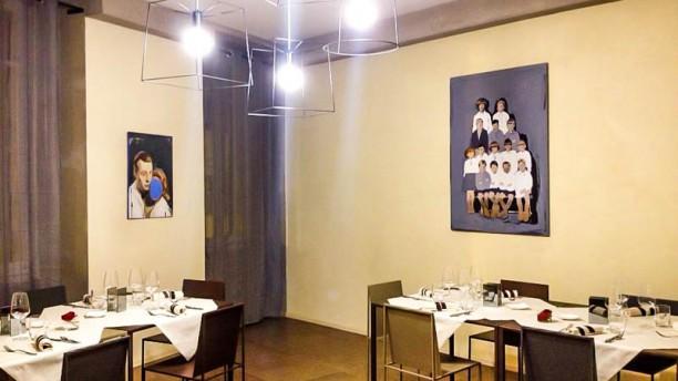 Bar d'Italia La sala