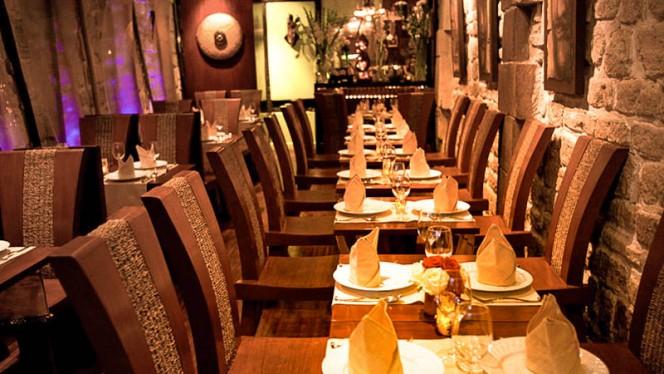 Tamarind - Restaurant - Paris