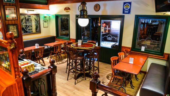 Pub au bureau restaurant in wavre
