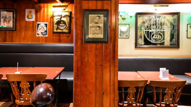 Pub au bureau restoran wavre