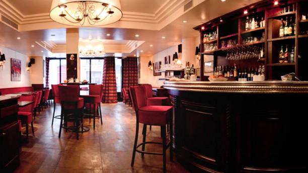 Bar des Théâtres intérieur