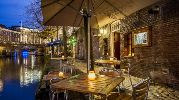 American Steakhouse Broadway Oudegracht aan de Werf 139