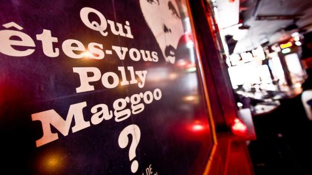 Polly Maggoo Restaurantzaal