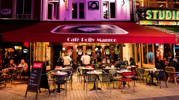 Polly Maggoo Voorzijde Café Polly Maggoo