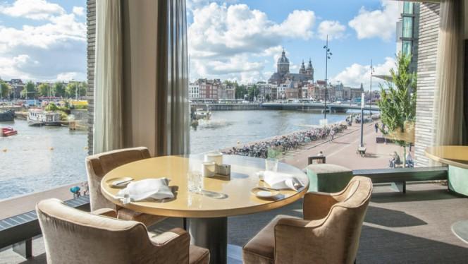Het restaurant - &moshik, Amsterdam