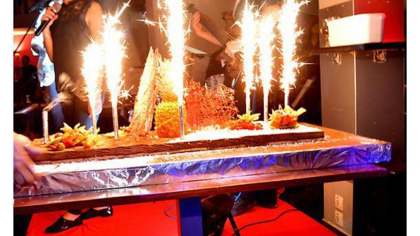 Le Restophone Gâteau d'anniversaire