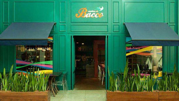 Cantina do Bacco - Shopping Vitória Fachada