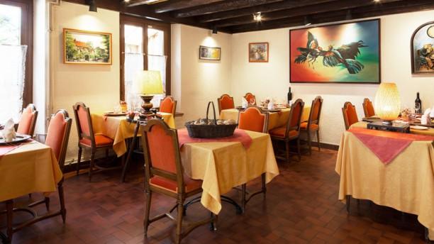 Auberge des Trois Coqs Restaurant Ground Floor