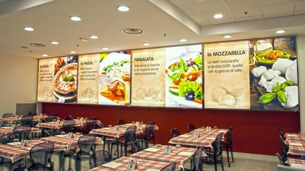 Tomato's Party Sala del ristorante