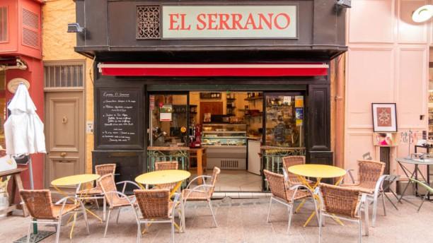 El Serrano Entrée