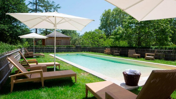 La Bastide piscine