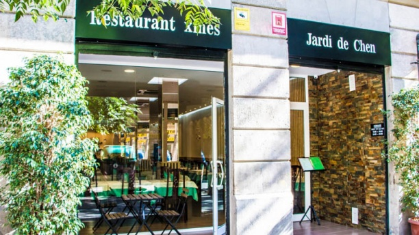 jard n de chen in barcelona restaurant reviews menu and