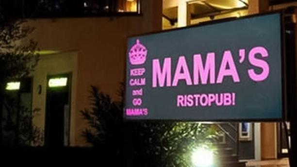 Mama's Entrata