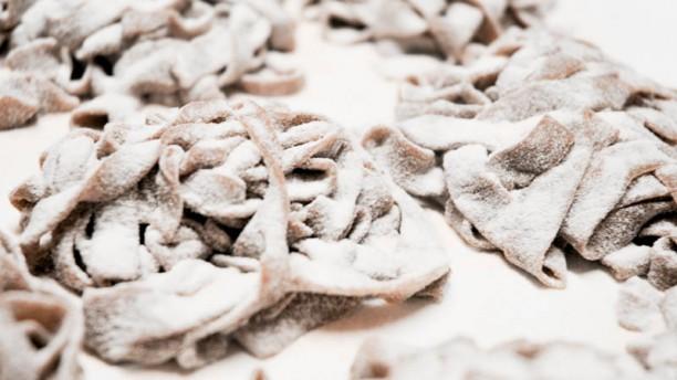 Osteria Bottega di Lornano Tagliolini cinque cereali tirati a mano