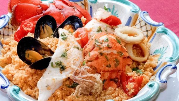 La Marinara insalata di pesce misto