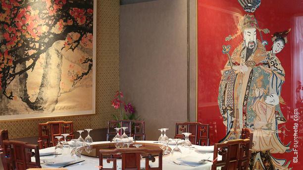Restaurant Rue Bois Le Vent Paris